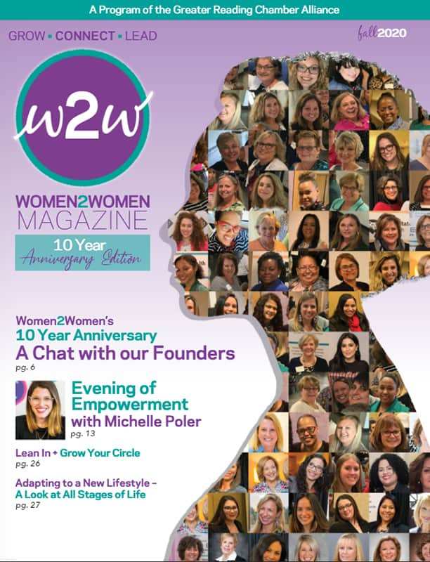 Women2Women Magazine - Grow • Connect • Lead - Fall 2020