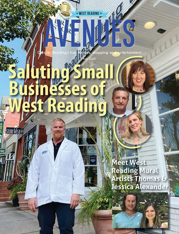 West Reading Avenues - A Publication of The West Reading Community - Fall 2019